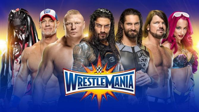 WWE Bringing WrestleMania to China Live for First Time via Online Streaming